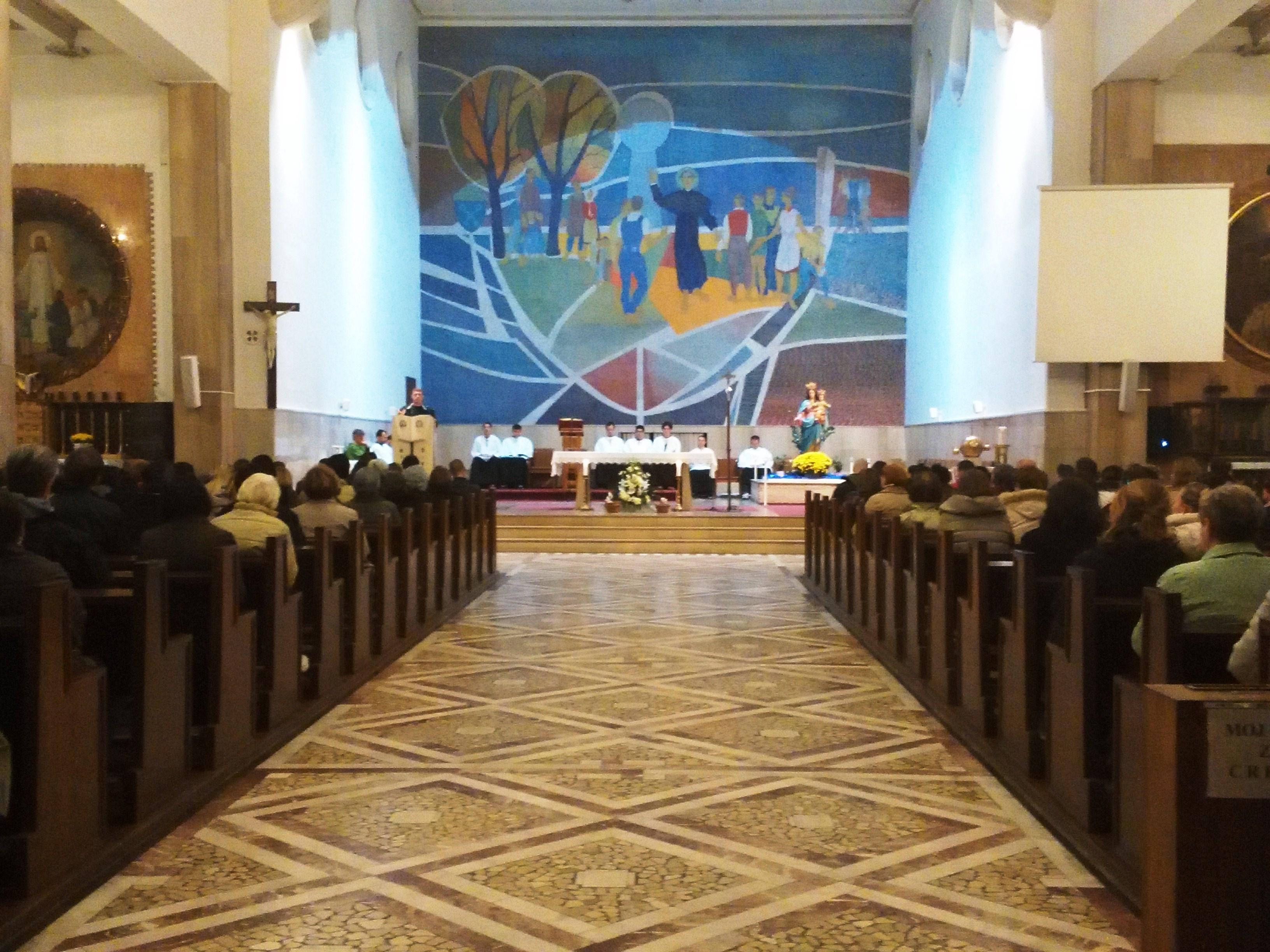 Pravila Za Slavljenje Svetih Misa I Pristupanja Sakramentu